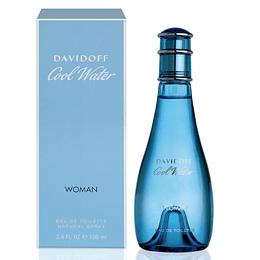 (W) Cool Water 100 ml EDT Spray