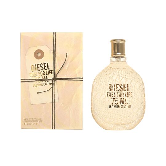 Diesel Fuel For Life para mujer / 75 ml Eau De Parfum Spray