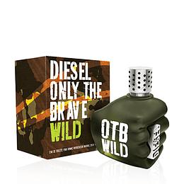 (M) Diesel Only The Brave Wild 125 ml EDT Spray