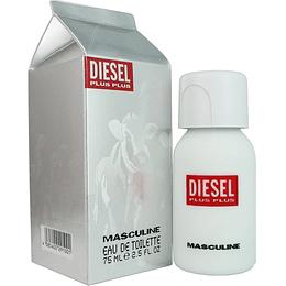 (M) Diesel Plus Plus 75 ml EDT Spray