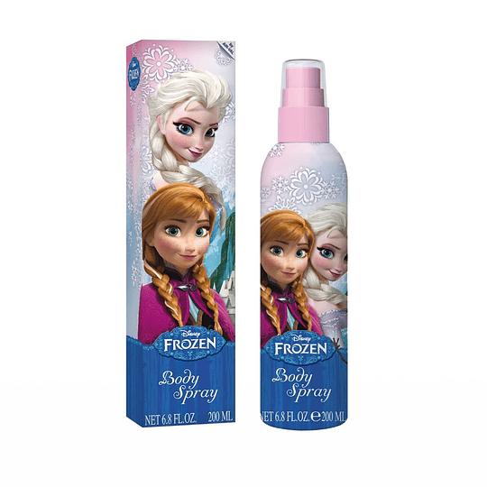 Frozen para mujer / 200 ml Body Mist Spray