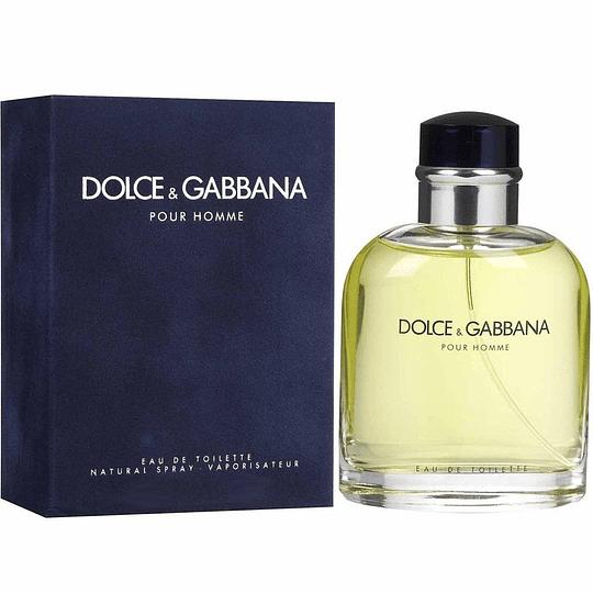 Dolce & Gabbana para hombre / 200 ml Eau De Toilette Spray