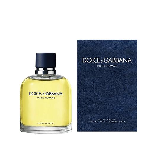 Dolce & Gabbana para hombre / 125 ml Eau De Toilette Spray