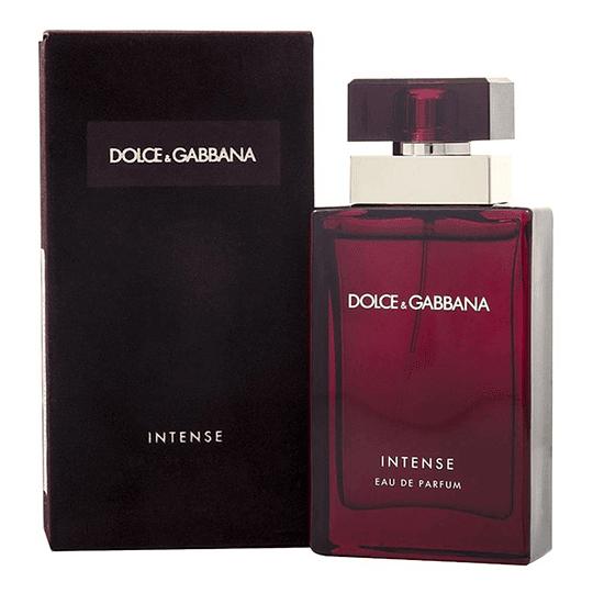 Dolce & Gabbana Intense para mujer / 100 ml Eau De Parfum Spray