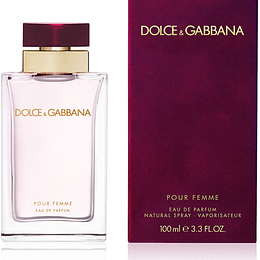 (W) Dolce & Gabbana 100 ml EDP Spray