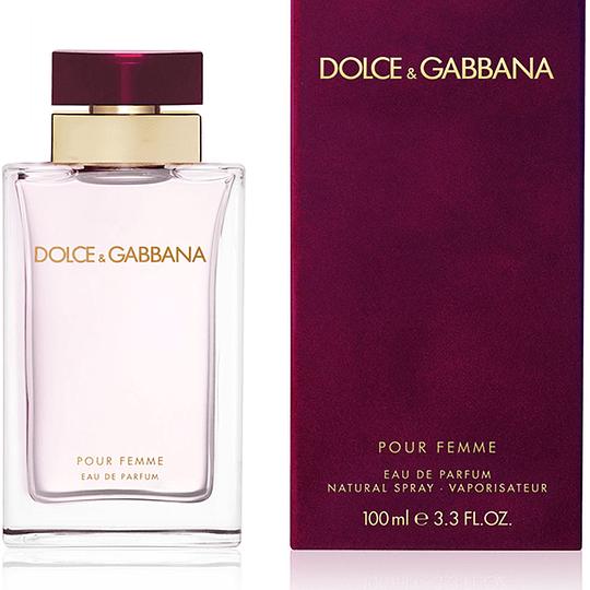(W) Dolce & Gabbana 100 ml EDP Spray