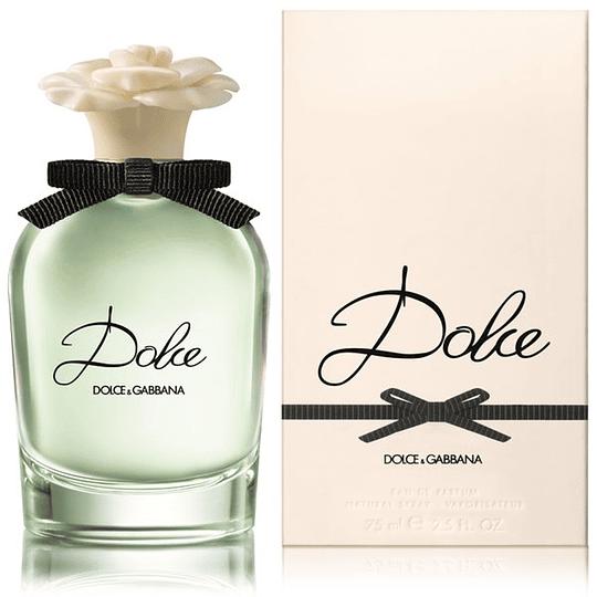 Dolce para mujer / 75 ml Eau De Parfum Spray