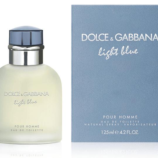 Light Blue para hombre / 125 ml Eau De Toilette Spray