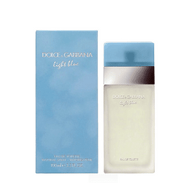 (W) Light Blue 100 ml EDT Spray