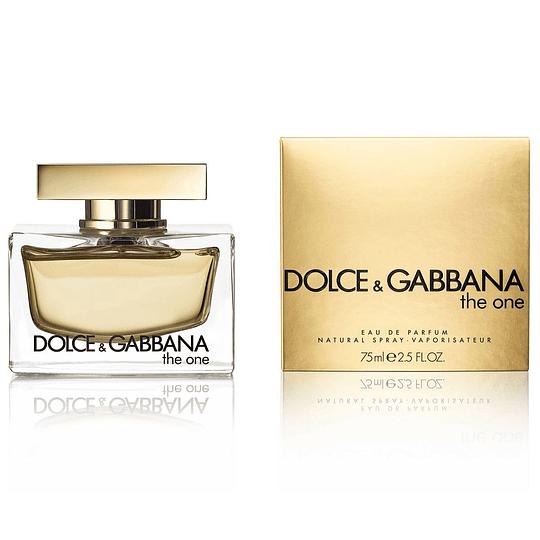 The One para mujer / 75 ml Eau De Parfum Spray