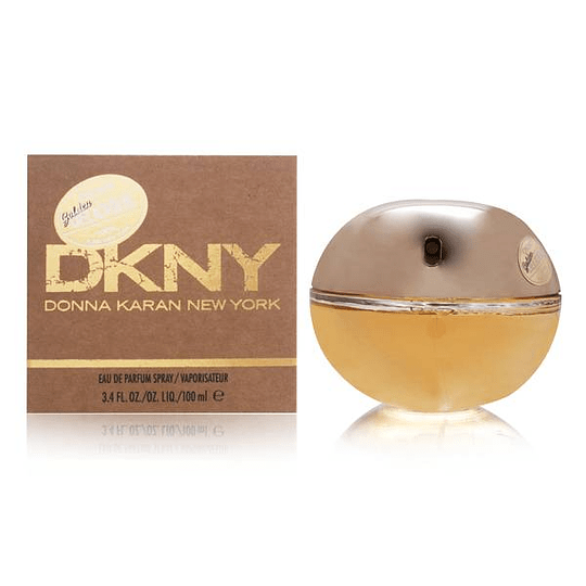 DKNY Golden Delicious para mujer / 100 ml Eau De Parfum Spray