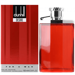 (M) Desire (red) 150 ml EDT Spray
