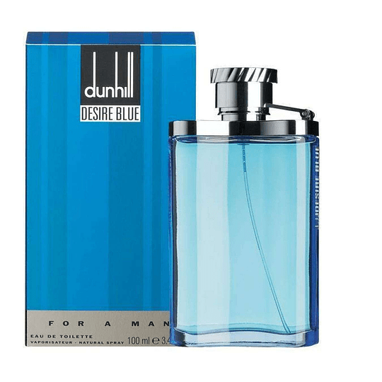 Desire Blue para hombre / 100 ml Eau De Toilette Spray
