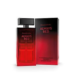 (W) Always Red 100 ml EDT Spray