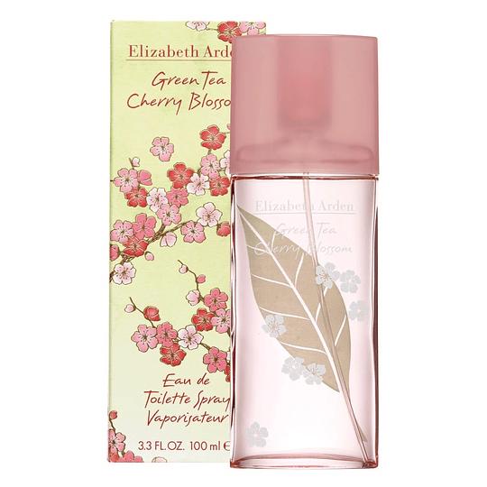 Green Tea Cherry Blossom para mujer / 100 ml Eau De Toilette Spray