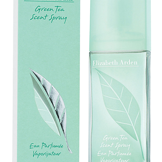 Green Tea para mujer / 100 ml Eau De Parfum Spray