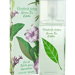 (W) Green Tea Exotic 100 ml EDT Spray