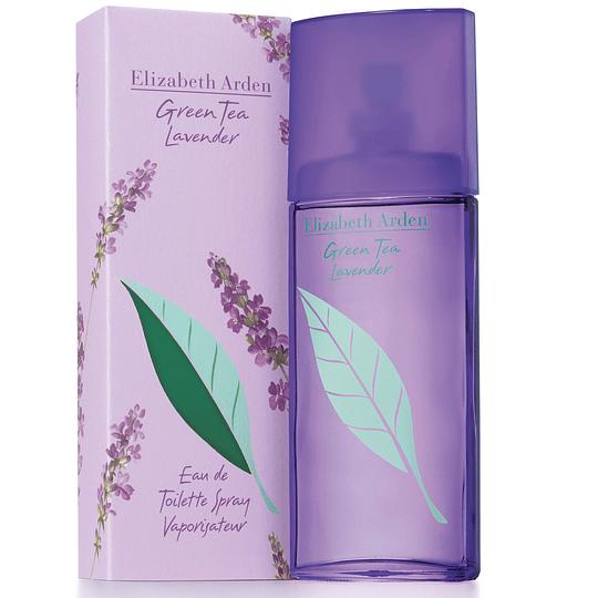 Green Tea Lavender para mujer / 100 ml Eau De Toilette Spray