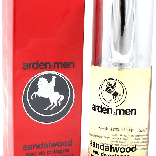 Sandalwood para hombre / 100 ml Eau De Cologne Spray