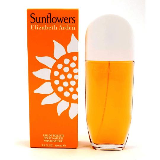(W) Sunflowers 100 ml EDT Spray