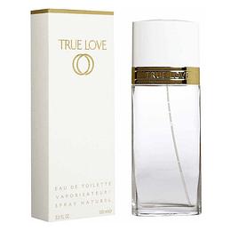 (W) True Love 100 ml EDT Spray