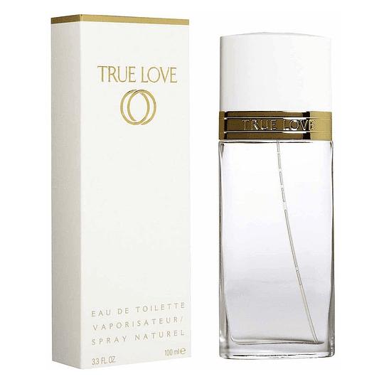 True Love para mujer / 100 ml Eau De Toilette Spray