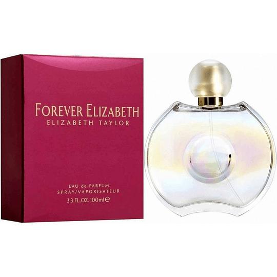 Forever Elizabeth para mujer / 100 ml Eau De Parfum Spray