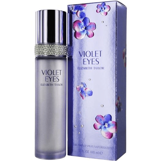 Violet Eyes para mujer / 100 ml Eau De Parfum Spray