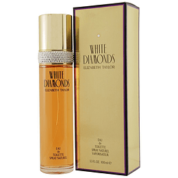 (W) White Diamonds 100 ml EDT Spray