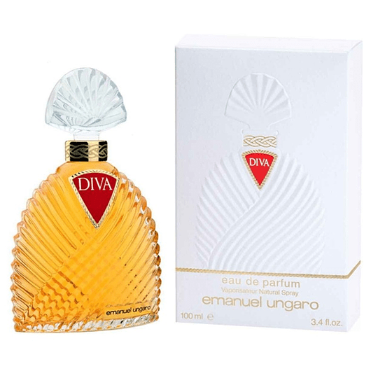 Diva para mujer / 100 ml Eau De Parfum Spray
