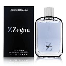 Z Zegna para hombre / 100 ml Eau De Toilette Spray