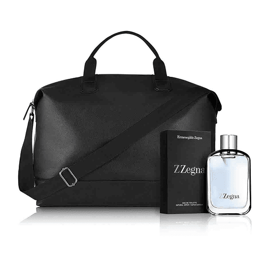 Z Zegna para hombre / SET - 100 ml Eau De Toilette Spray