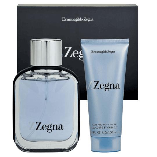 Z Zegna para hombre / SET - 100 ml Eau De Toilette Spray