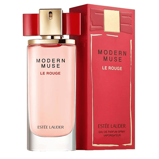 Modern Muse Le Rouge para mujer / 100 ml Eau De Parfum Spray