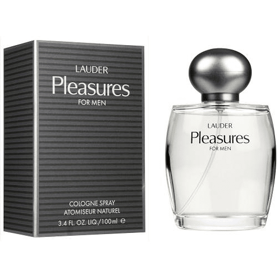 Pleasures para hombre / 100 ml Eau De Cologne Spray