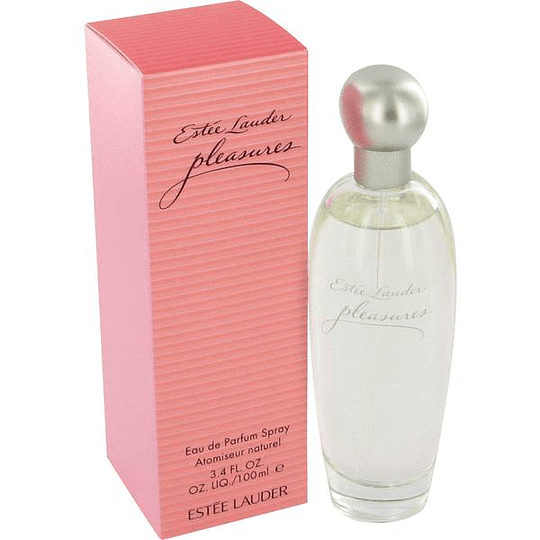 Pleasures para mujer / 100 ml Eau De Parfum Spray