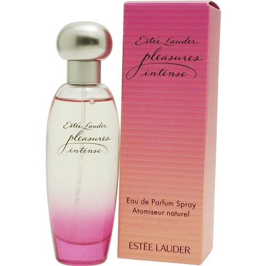 Pleasures Intense para mujer / 100 ml Eau De Parfum Spray