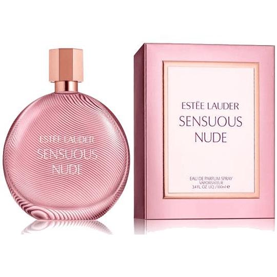 Sensuous Nude para mujer / 100 ml Eau De Parfum Spray