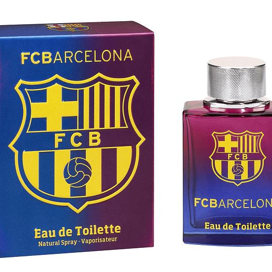 FC Barcelona para hombre / 100 ml Eau De Toilette Spray
