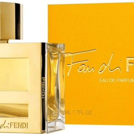 Fan Di Fendi para mujer / 75 ml Eau De Toilette Spray