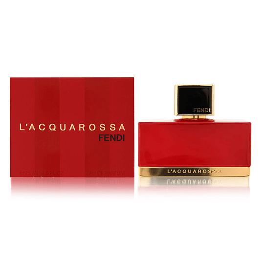 Fendi L' Acquarossa para mujer / 75 ml Eau De Parfum Spray