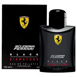 (M) Ferrari Black Signature 125 ml EDT Spray