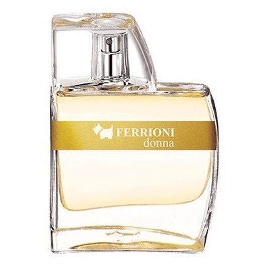 Ferrioni Donna para mujer / 100 ml Eau De Toilette Spray