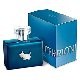 (M) Ferrioni Terrier Blue 100 ml EDT Spray