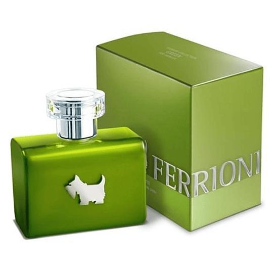 Terrier Green para mujer / 100 ml Eau De Toilette Spray