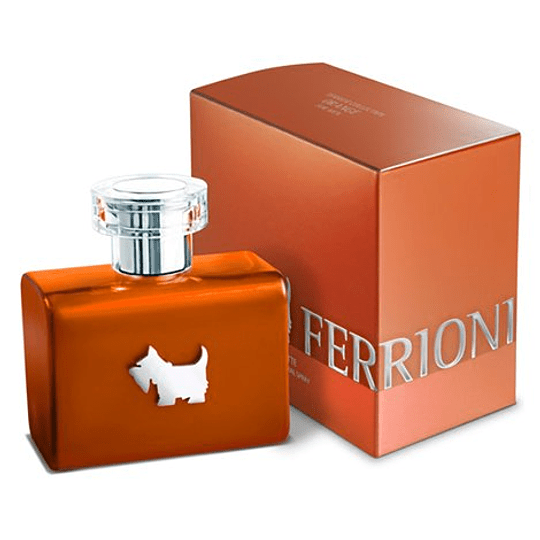 (M) Ferrioni Terrier Orange 100 ml EDT Spray