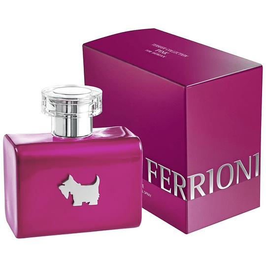 Terrier Pink para mujer / 100 ml Eau De Toilette Spray