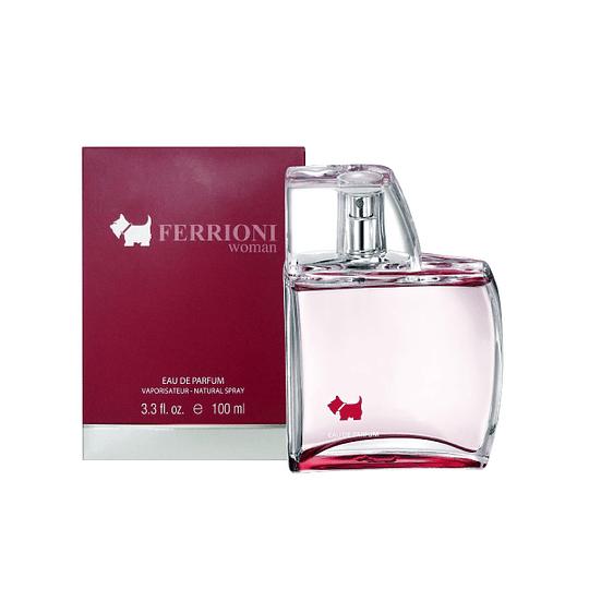 Ferrioni Woman para mujer / 100 ml Eau De Parfum Spray