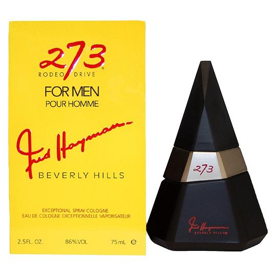 273 para hombre / 75 ml Eau De Cologne Spray