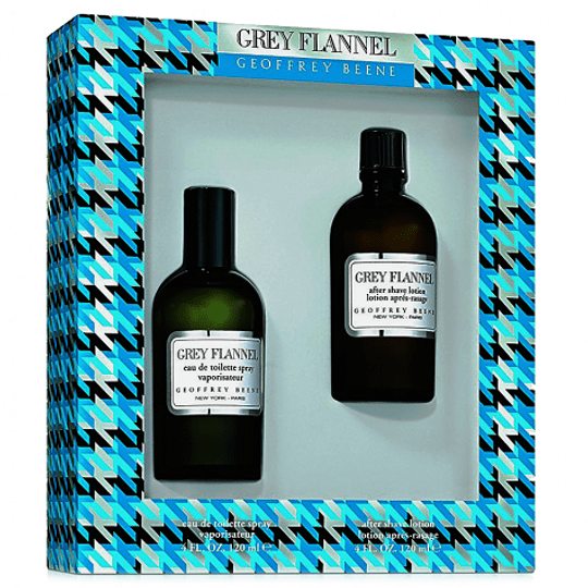 Grey Flannel para hombre / SET - 120 ml Eau De Toilette Spray